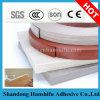 Respetuoso del medio ambiente blanca de látex adhesivo para PVC Franja de borde