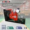 Generador 200kw del gas de la biomasa de la fabricación de China