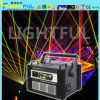 Cni Laser Diode met BR Card 5W RGB Animation Beam Laser Light Moncha. Netto