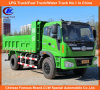 5-10tons 4*2 Foton 소형 덤프 화물 자동차 트럭