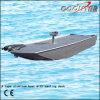 een vissersboot van het Aluminium van het Type met het Gieten van Dek
