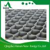 HDPE / PP / Geocélulas plásticas / Geogrids para construção de muros e estradas de retenção