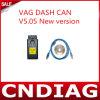 VAGのダッシュは自由に出荷するV5.05 USBの診断インターフェイス新しいバージョンできる