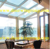 De style européen et américain des fenêtres en bois en aluminium