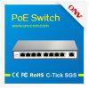 Buon Quality 10/100 di Poe Switch con 8 Poe Ports e 1 Uplink 15.4W