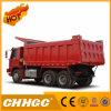 Vrachtwagen van de Stortplaats van het Merk van Sinotruck 6*4 de Op zwaar werk berekende voor het Gebruik van de Mijnbouw