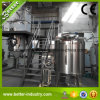 Extração de refluxo térmica e concentração da unidade da máquina