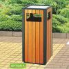 De openlucht Houten Hete Bakken van het Recycling van de Verkoop Trashbin