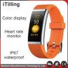 La pantalla a color Pulsera inteligente podómetro Fitness Tracker con precios baratos de buena calidad