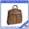 スーツおよび衣服のための方法によってワックスを掛けられるキャンバスの余暇のハンド・バッグ