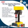 Dosenabfüllanlage-Blechdose-Dichtungs-Maschine für kalte Soße Tdfj-160