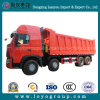 Sinotruk HOWO-A7 420HP 8X4 30m3 덤프 트럭