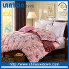 De Micrifiber do Quilt Comforter alternativo luxuoso para baixo com para baixo enchimento da fibra