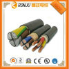 AAC/AAAC/ACSR/XLPE 또는 PVC 공중 Bunded 케이블 25mm 35mm 50mm 70mm ABC 케이블