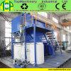 Бутылка любимчика PVC PE PP HDPE рециркулируя обработку сточных водов моющего машинаы