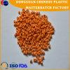 Orange Einkaufstasche-Orange Masterbatch LDPE-/HDPE