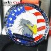 Medaille van het Metaal van de Sport van de Marathon van de Legering van het Zink van de Ambacht van het Embleem van de douane de Lopende