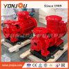 L'eau chaude de la pompe centrifuge