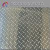 1060 5052 a folha de xadrez da bitola de alumínio para escadas interiores