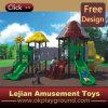 TUV Nature drôles extérieure de jeux pour enfants Aire de jeux pour le parc (X12190-9)