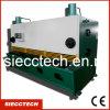 Máquina de estaca hidráulica da guilhotina do CNC de QC11y, máquina de corte da placa