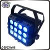 Batería recargable Desarrollado 12X6in1 impermeable LED PAR 64