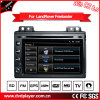 La navigation GPS de voiture de 7 pouces Land Rover Freelander 2 voiture GPS Navigator avec tuner DVB-T 2004-2007