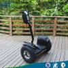 Scooter eléctrico de la Cruz país o de pie en bicicleta eléctrica con batería de litio
