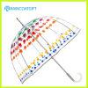 형식 투명한 Poe 돔 우산
