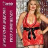 Fat Woman Big Size Babydoll Underwear (P27762-1)