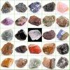 반 보석 원석 거친 돌 형식 장신구 (ESB01668)