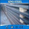 Hoja de acero laminada en caliente Ss400 en la acción