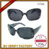 Costume relativo à promoção óculos de sol plásticos coloridos F7586