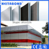 PVDF che ricopre il rivestimento composito di alluminio dei materiali della parete di uso esterno