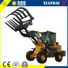 Grass Clamp를 가진 Xd918f 1.6ton Grass Grab Suger Cane Loader