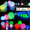 Decoración de la luz de la bola de algodón de Imagic del color de la batería recargable LED