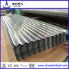 Оцинкованная волнистая сталь Roofing Sheets Made Gauge Zinc строительного материала 22 в солидном и Reliable Manufacturer