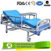 Регулируемая гидровлическая ручная больничная койка (CE&FDA)