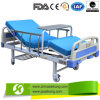 Sk031 ajustable manual hidráulico cama de hospital (CE y FDA)