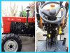 Laufwerk-mittlerer landwirtschaftlicher des Rad-40HP 4/Bauernhof-Traktor