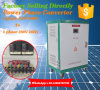 127/220V AC 3 Fase 4 de Output van de Draad van de Convertor van de Macht van het Net