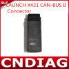Kunnen-Bus II van de Lancering van kenmerkende Hulpmiddelen X431 Schakelaar