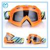 Lunetterie protectrice simple de lunettes de sûreté de PC pour Motorcyling