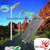 2017 luz de calle solar integrada al aire libre caliente de la venta 70W LED