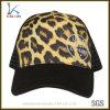 Kundenspezifische Panel-Schaumgummi-Fernlastfahrer-Schutzkappe der Leopard-Druck-Stickerei-5