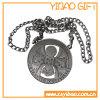 고객 3D 로고 조각 (YB-MD-03)를 가진 금메달