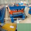 Camada dupla Ibr Metal Roofing máquina de formação de rolos de alumínio Trapezoidal