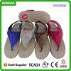 Sandalias planas de los nuevos diseños de la alta calidad (RW23536)