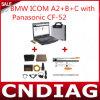 Icom A2+B+C voor BMW met Panasonic cf.-52 Toughbook met 2015.03 Software Full Set