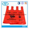HDPE de Veelkleurige het Winkelen van de T-shirt van de Druk Plastic Zak van uitstekende kwaliteit